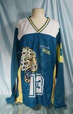 New ED HARDY SPORT by Christian Audiger Los Angeles Panther 13 V-Neck Jersey