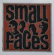 Small Faces Mod Embroidered Patch