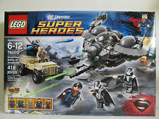 LEGO 76003 DC Universe Super Heroes Superman Battle of Smallville 418 pc Age 6+