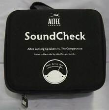 Altec Lansing Professional 6 Channels Sound Check Kit