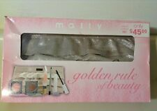 Mally Golden Rule of Beauty 5 pc Make up set with Clutch, Mascara, Blush & MORE