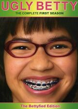 Ugly Betty: The Complete First Season [Bettyfield Ed (2007, REGION 1 DVD New) WS