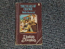 UPSTAIRS DOWNSTAIRS THE YEARS OF CHANGE 1974 PAPERBACK