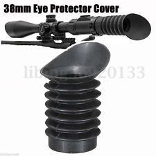 38mm Souple Caoutchouc Couverture Protéger yeux œil Pour Rifle Scope Télescope