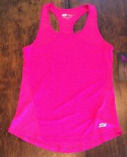 NWT Women's Pink Glo SKETCHERS Active Aztec Racerback Athletic Tank Size S $28