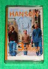 PHILIPPINES:HANSON - 3 CAR GARAGE - THE INDIE RECORDINGS 95-96, TAPE, RARE