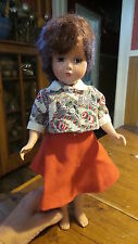 "Vintage Antique 13 1/2"" Hard Plastic, Character DOLL Toni"