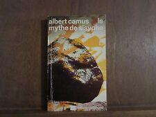 ALBERT CAMUS: LE MYTHE DE SISYPHE