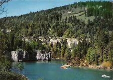 BR3780 Les Bains du Doubs Le Rocher de l Echo    france