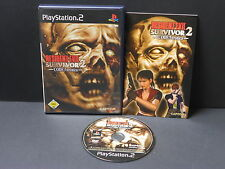 Residente Evil: Survivor 2-Code Veronica para PlayStation 2/ps2