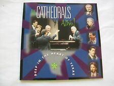 Alive: Deep in the Heart of Texas by the Cathedrals (CD, 1997, Homeland Records)