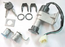 Key Ignition Switch Set 4 Wire Gy6 50cc - 150cc Scooter ATV Moped TaoTao Roketa