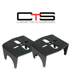 """REAR 3"""" AXLE (Confirm size) LOWER AIR BAG BRACKETS AIR Suspension WELD ON"""