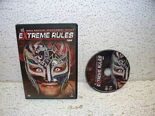 WWE Extreme Rules 2009 DVD Out Of Print WWE Randy Orton Triple H Rey Mysterio