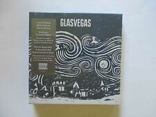 Glasvegas ‎– A Snowflake Fell (And It Felt Like A Kiss) - UK 2xCD Box Set - New