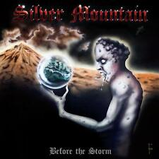 SILVER MOUNTAIN - Before the Storm (NEW*LIM.250*SILVER VIN.*80's HEAVY METAL*SWE