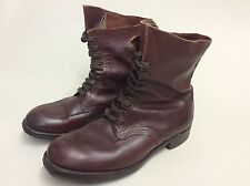 Vintage 1940's British army boots size 10