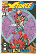 X FORCE 2 9.6 9.8 GLOSSY BOOK 2ND DEADPOOL NICE BOOK