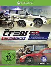 The Crew Ultimate Edition Xbox One NEU&OVP