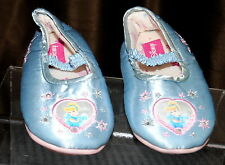 ADORABLES CHAUSSONS FILLE DISNEY CENDRILLON POINTURE 23/24  IDEE CADEAU