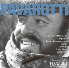 FREE US SH (int'l sh=$0-$3) NEW CD : Legendary Performances of Pavarotti [Box Se