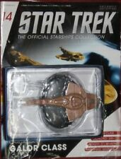 Star Trek The Official Starships Collection CARDASSIAN GALOR CLASS #ST14