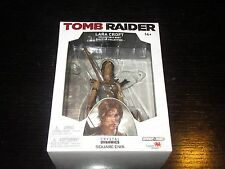 "Tomb Raider Lara Croft 5"" Collectible Bust Statue Crystal Dynamics 2013"