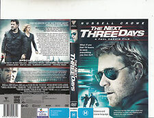 The Next Three Days-2010-Russell Crowe-Movie-DVD