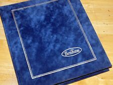 Guernsey Benham Silk Small Covers Collection in Luxury Album Good Range ~ No Res