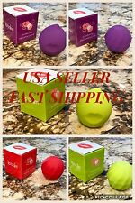 USA SELLER Empty Sphere Round Ball Lip Balm Cosmetic Container With Box