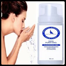 Collagen Peptide Anti Wrinkle Cleanser Use with Cream Vitamin C Serum