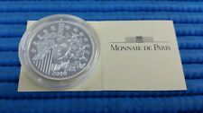 2000 France Europa 6,55957 Francs Silver Proof Coin