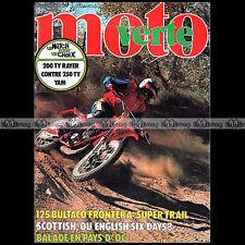 MOTO VERTE N°39-b BULTACO 125 FRONTERA RAYER YAMAHA TY 250 CHARLES COUTARD 1977