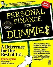 Personal Finance for Dummies by Eric Tyson MBA Paperback