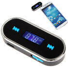 3.5mm Jack Car Wireless FM Transmitter For Samsung Galaxy Tab Note 2 3 S3 S4 S5