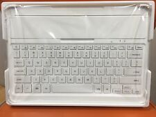 NEW Samsung Bluetooth Keyboard Galaxy NotePro TabPro 12.2 White