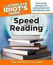 The Complete Idiot's Guide to Speed Reading (Complete Idiot's Guide to)