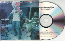 THE DISMEMBERMENT PLAN Uncanney Valley 2013 UK numbered 10-track promo test CD