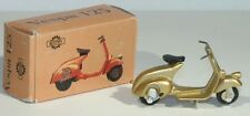 SCOTTOY VESPA 125 DIE CAST SCALE MODEL SCOOTER GOLD BOX LIMITED EDITION 002/300