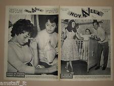 Novella=1957/15=ANNAMARIA PIERANGELI=SOFIA SOPHIA LOREN=MILLY VITALE=JEAN MARAIS