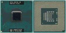 CPU Intel Dual Core DUO Mobile T6570 2.10/2M/800 SLGLL processore socket P 478