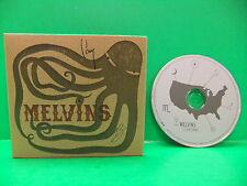 The Melvins A Senile Animal 2013 Letterpress CD Signed 29/50 Tour Edition Ipecac