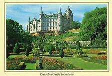POSTCARD- Dunrobin Castle, Sutherland - Photo and Publish by Anna Baxter