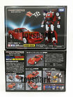 Takara Transformers Masterpiece MP-26 ROAD RAGE Stingray C3 RED G1 action figure