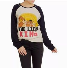 Women's Disney Lion King Sweatshirt Size XL