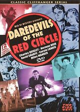 DAREDEVILS OF THE RED CIRCLE- CLASSIC CLIFFHANGER SERIAL- 2 DISC SET- DVD