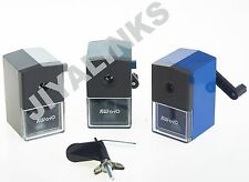Kw-trio 306a smallish economía Manual De Escritorio Lápiz sharpener-8.0 mm de diámetro Lápices