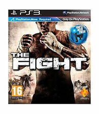 The Fight:  (Sony PlayStation 3, 2010)