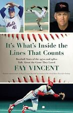 It's What's Inside the Lines That Counts: Baseball Stars of the 1970s and 1980s