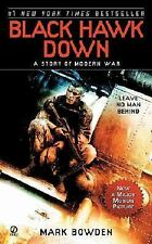 Black Hawk Down : A Story of Modern War by Mark Bowden (2002, Paperback) FF527